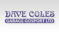 Dave Coles Garage Gosport Ltd
